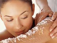 Exfoliation and Massage