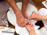 OPI Foot Maintenance