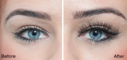 Eyelash Tinting And Extensions Eyelash-extension-1
