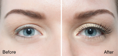 Eyelash Tinting And Extensions Eyelash-extension