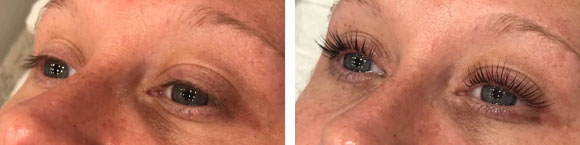 2dec804ae71 The treatment adds length, shape, thickness, lash separation and uplift to  your very own lashes and can even straighten over-curled lashes and correct  ...