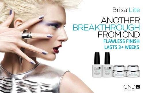 CND Gel Nail Enhancements - Jasmines Beauty